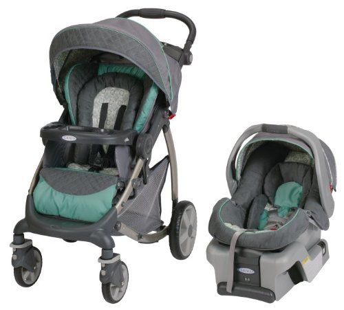 Amazon.c : Graco Winslet Baby Stroller, Car Seat, Pack 'n Play ...
