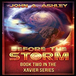 Before the Storm Audiobook