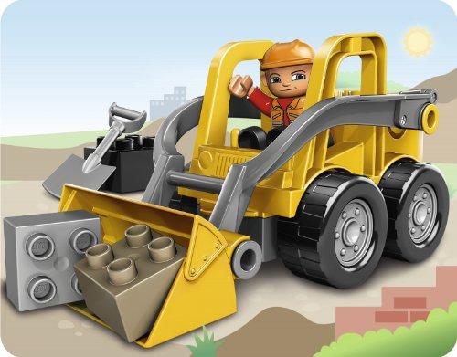 Lego duplo 5650 frontlader: amazon.de: spielzeug