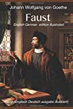 Image of Faust (English German  edition illustrated): Faust (Englisch Deutsch ausgabe illustriert)
