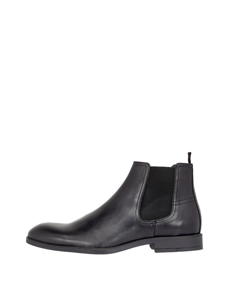 Bianco Herren Classik Chelsea 62 71658 Boots Black