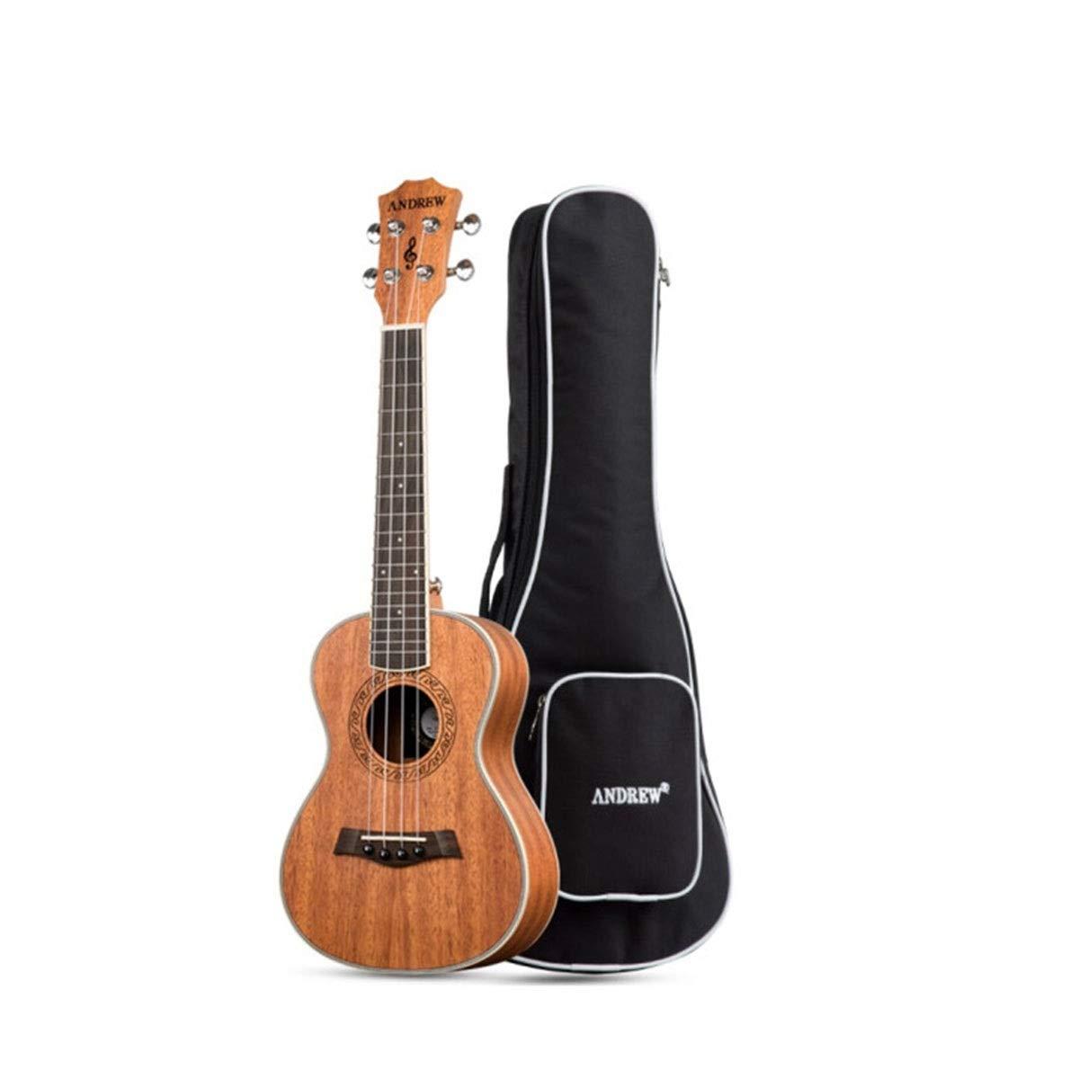 GUYUEXUAN Ukelele, Ukelele 23 Pulgadas, Guitarra Pequeña ...