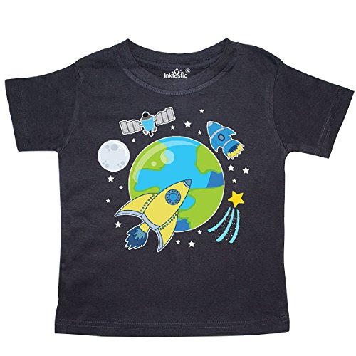 Inktastic Happy Sun Moon And Planets Toddler Dress Space Kids Earth Mercury Mars