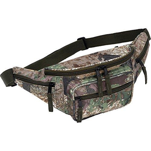 ExtremePak Tree Water-Resistant Waist Bag, Camo