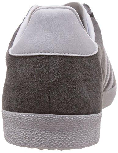 adidas Gazelle OG Sneakers, Unisex Adulto Gris (Sharp Grey F11/White/Running White)