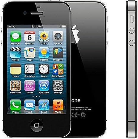 Apple iPhone 4S 64GB negro smartphone como NUEVO en su embalaje ...