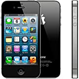 Apple iPhone 4S 16GB (Black) - Unlocked Imported