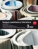 img - for Lengua castellana y literatura. 3 ESO. Savia. Trimestres + Antolog a book / textbook / text book
