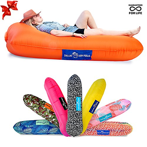 Chillbo Inflatable Lounger Floating Mattress product image