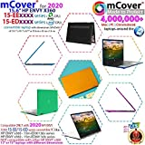"""mCover Hard Shell Case for 2020 15.6"""" HP Envy x360"""