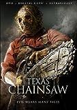 Texas Chainsaw [DVD + Digital Copy + Ultra Violet]