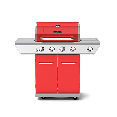 Amazon.com: Nexgrill 4-burner propano parrilla de Gas en ...