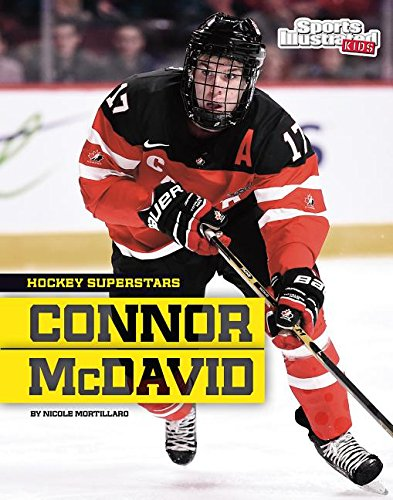 Connor McDavid (Hockey Superstars)