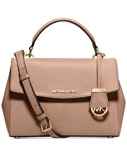 MICHAEL Michael Kors Ava Small Top Handle Satchel, Color: Fawn