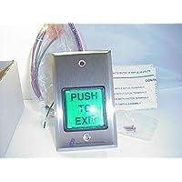 ALARM CONTROLS TS22 2 SQ EXIT BUTTON