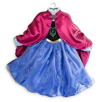 【ディズニー公式商品】 アナ アナと雪の女王 ドレス なりきり コスチューム 【日本