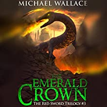 The Emerald Crown Audiobook by Michael Wallace Narrated by Rosemary Benson