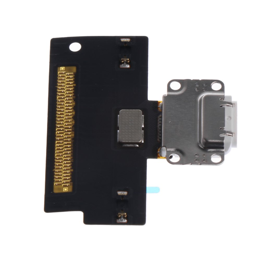 MagiDeal USB Charge Charging Port Flex Cable Repair Assembly Part for Apple iPad Pro 10.5'' White