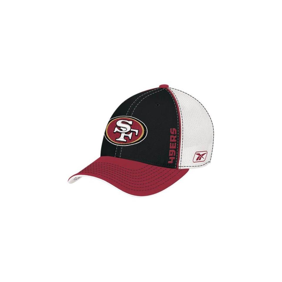 San Francisco 49ers NFL Sideline Flex Fit Hat