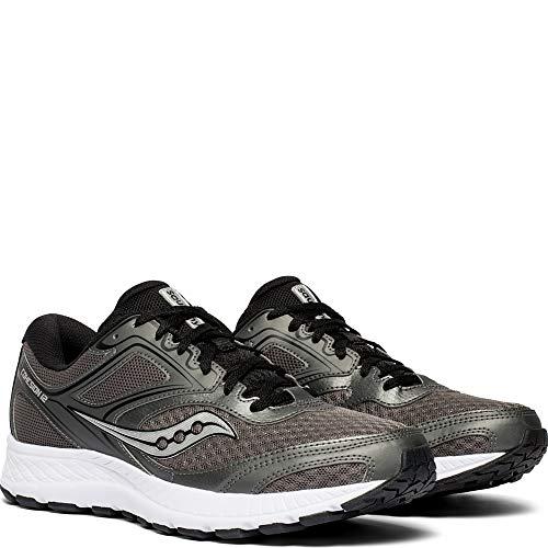 Saucony Men's VERSAFOAM Cohesion 12 Road Running Shoe 5