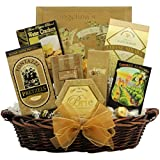 New Years Delights: Gourmet New Years Gift Basket