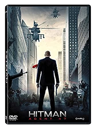 Hitman Agent 47 Dvd Amazon In Movies Tv Shows