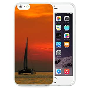 Catamaran (2) Silicone TPU iPhone 6plus 5.5 Inch Protective Phone Case