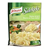 Knorr  Pasta Butter & Herb Side Dishes 136 Grams, Pack of 8