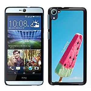 Dragon Case - FOR HTC Desire D826 - the submission to love - Caja protectora de pl??stico duro de la cubierta Dise?¡Ào Slim Fit
