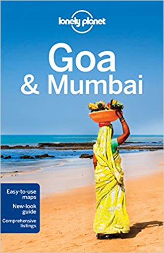 Lonely Planet Goa und Mumbai