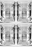 Ralph Lauren Glenplaid Double Old Fashioned Glass (Set of 4)