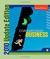 Contemporary Business 2010 Update [With CDROM]