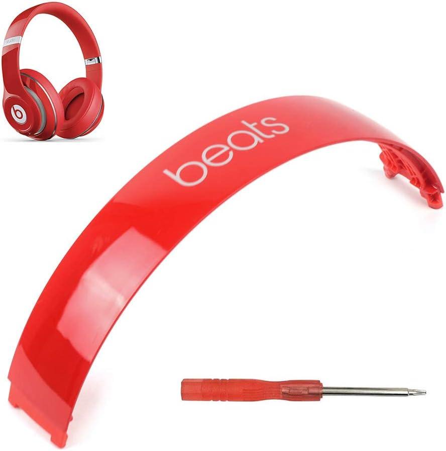 Repuesto Diadema Auriculares Beats Studio2 rojo
