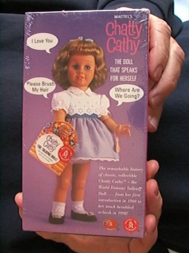Mattel's Chatty Cathy - The Talking Doll