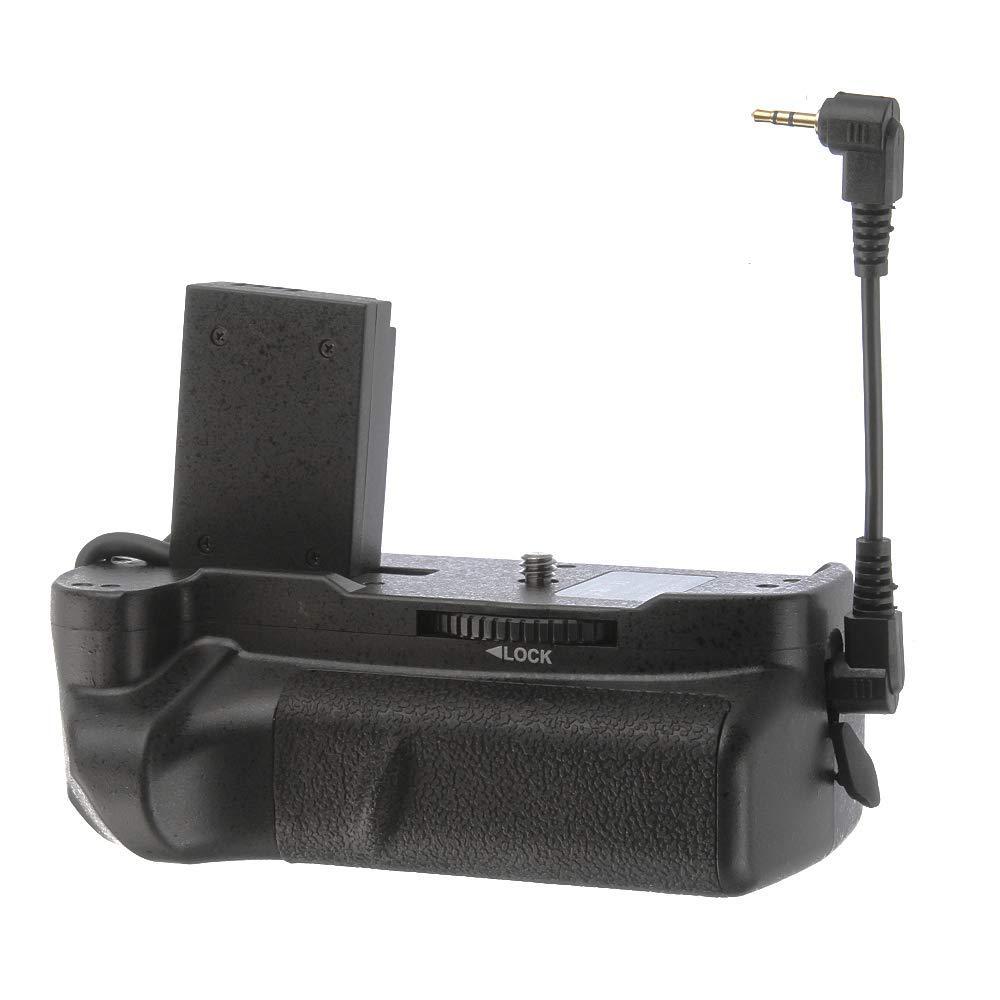 JINTU Vertical Battery Grip Camera Power Hand Grip for Canon EOS 200D Rebel SL2 SLR Digital Can Hold 2 Batteries Pack by JINTU
