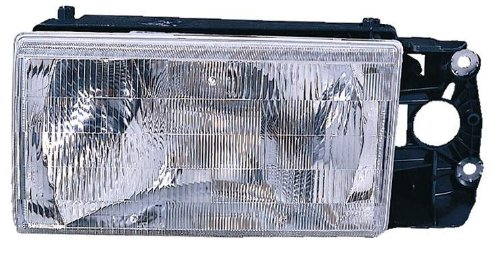 Depo 373-1110L-AS Volvo 740/940 Driver Side Replacement Headlight Assembly ()