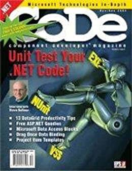 CODE Magazine - 2004 - November/December (Ad-Free!)