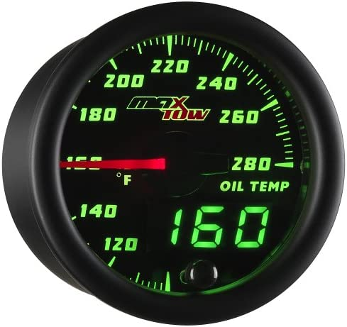 MaxTow Double Vision Temperature Gauge product image