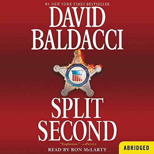 Split Second (King & Maxwell): Amazon.es: Baldacci, David ...