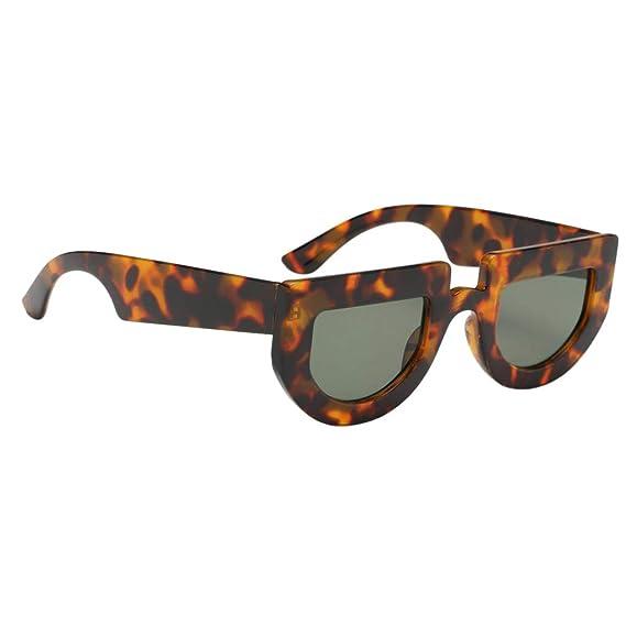 MagiDeal Gafas de Sol Polarizadas UV 400 Unisex - Lente verde oscuro, como se describe