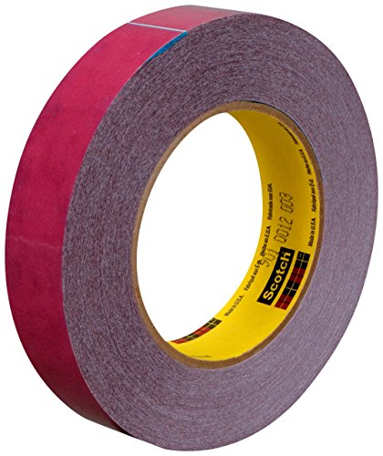 (3M 17677-case Repulpable Single Coated Splicing Tape 901, 24 mm x 55 m (Pack of 36))