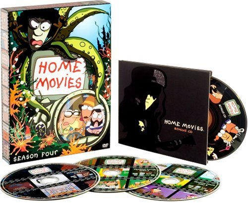 Home Movies - Season Four by Universal Music