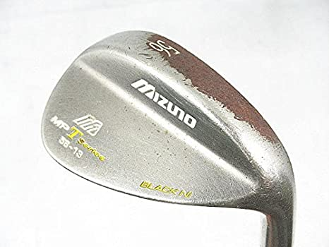 Amazon.com: MIZUNO MP T Series Wedge(Black Nickel)56-13 ...
