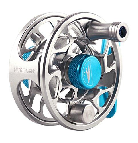 - Wetflynitrogen1 Machined Aluminum Fly Reel 7-8WT