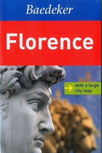 Florence Baedeker Guide (Baedeker Guides)
