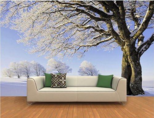 Weaeo 3D壁紙カスタム壁画不織壁ステッカー3Dは壁の壁の壁の壁の写真の壁紙で覆われています3D-280X200Cm