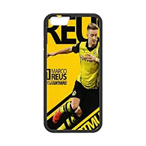 iPhone 6 Plus 5.5 Inch Custom Cell Phone Case Marco Reus Case Cover SWFF34918