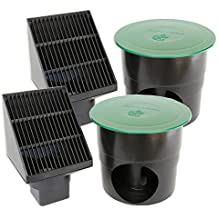 UnderGround Downspout Extension Kit (2-PACK)