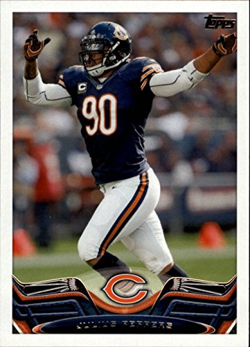 2013 Topps #90 Julius Peppers Chicago Bears