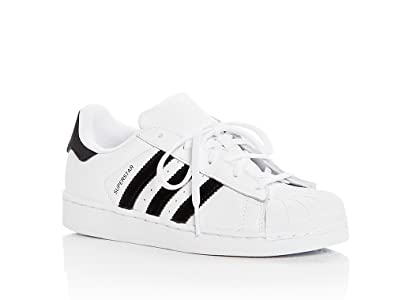 f6accd21963cc Image Unavailable. Image not available for. Color  adidas Kids Unisex  Originals Superstar Shoes ...